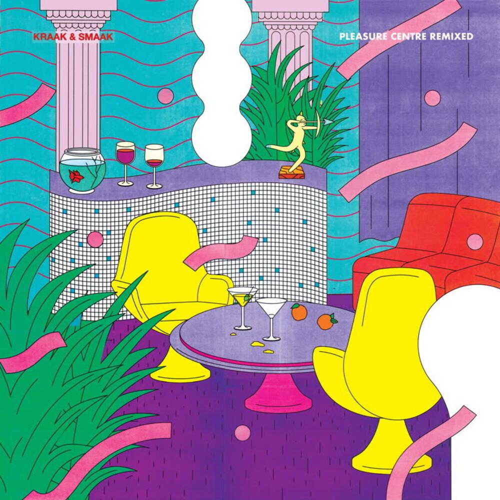 Kraak & Smaak - Pleasure Centre Remixed Vol. 2 [Limited Edition] (Pict)
