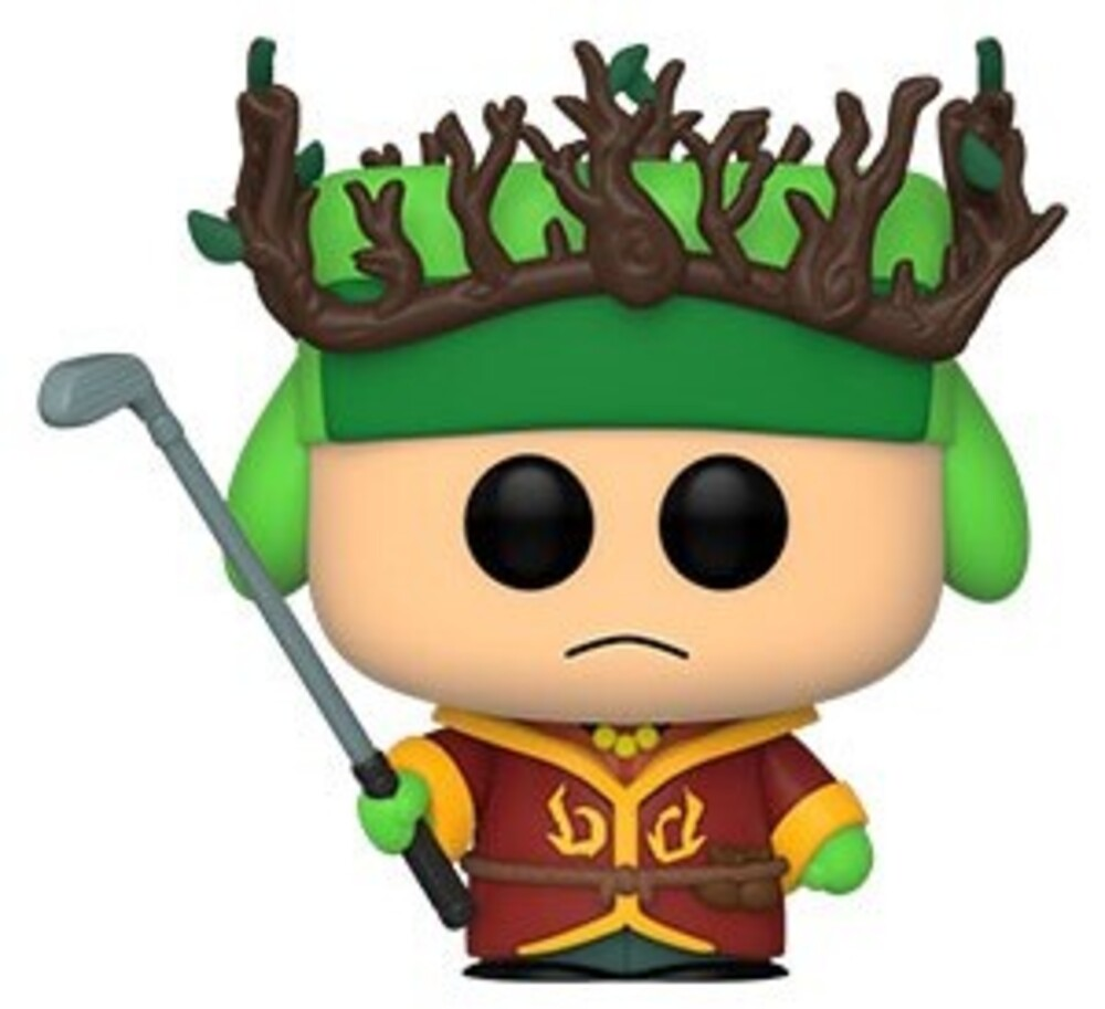 - South Park - Stickoftruth - High Elf King Kyle