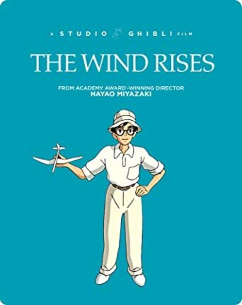 - Wind Rises (2pc) / (Ltd Stbk 2pk)
