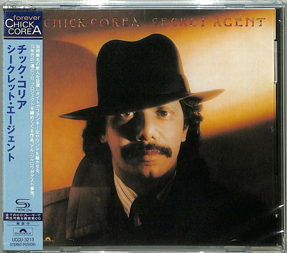 Chick Corea - Secret Agent (Shm) (Jpn)