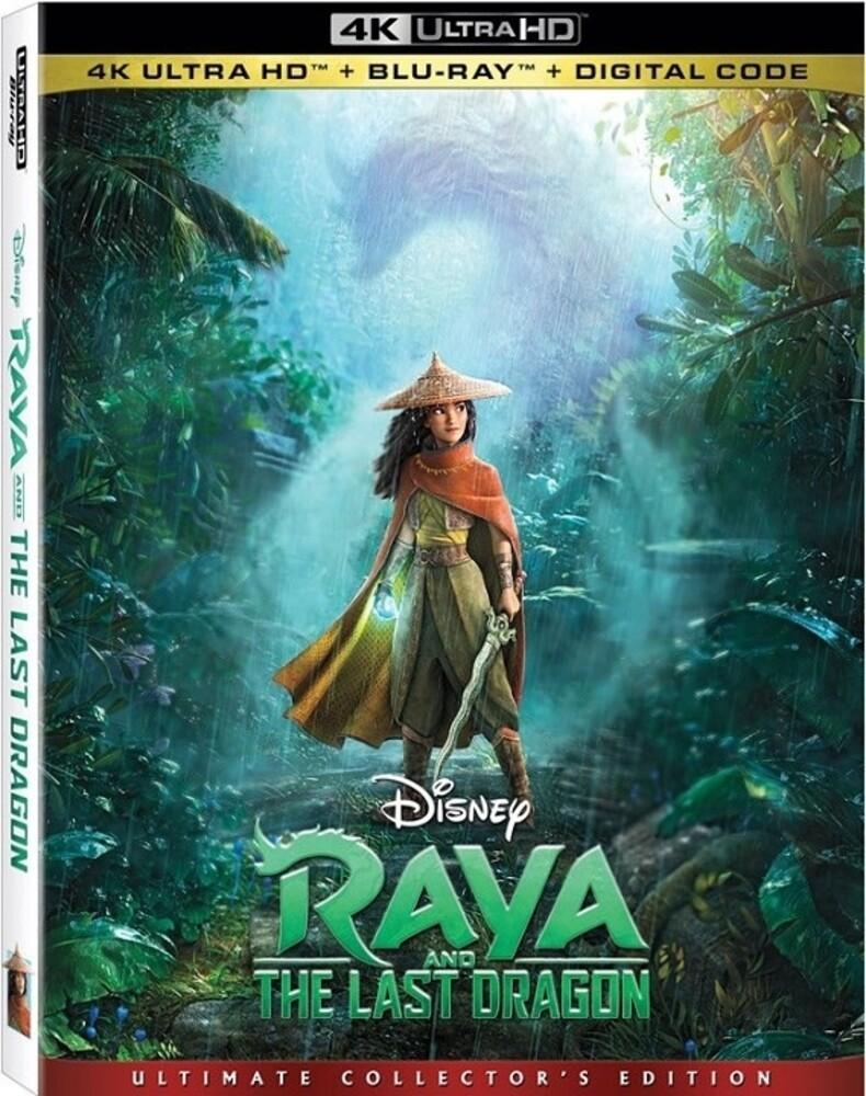 - Raya and the Last Dragon