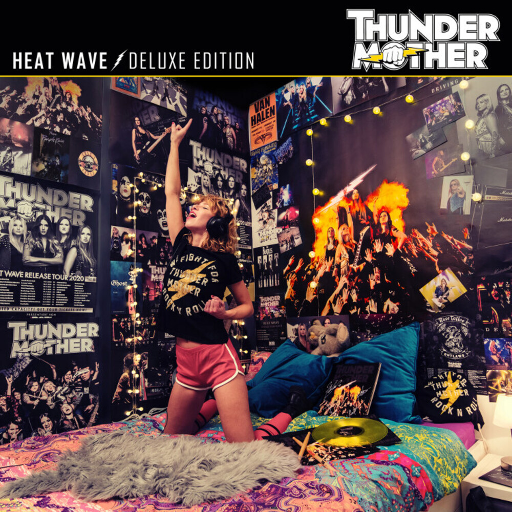 Thundermother - Heat Wave (Deluxe Edition) (Bonus Tracks) [Deluxe]