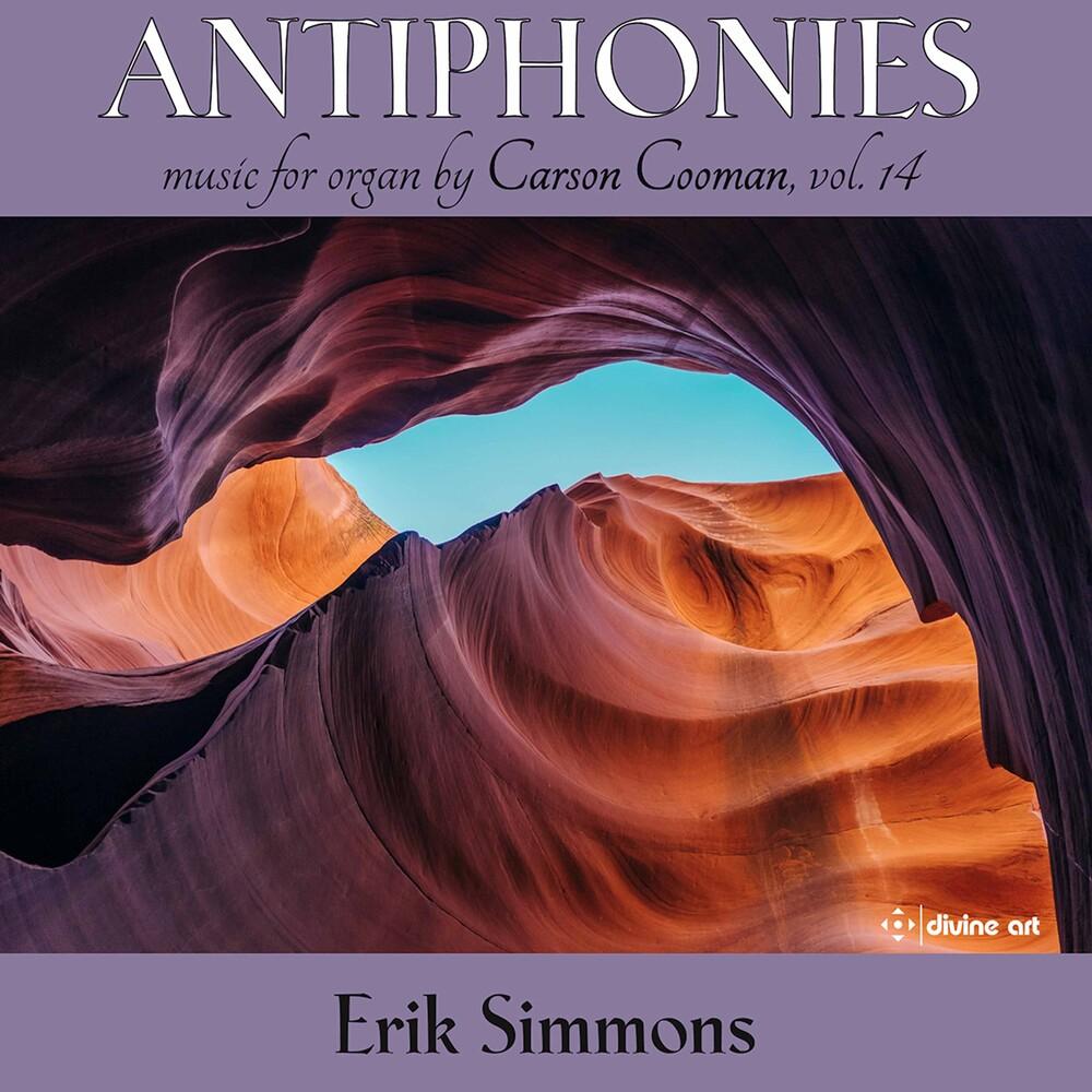 Cooman / Simmons - Antiphonies