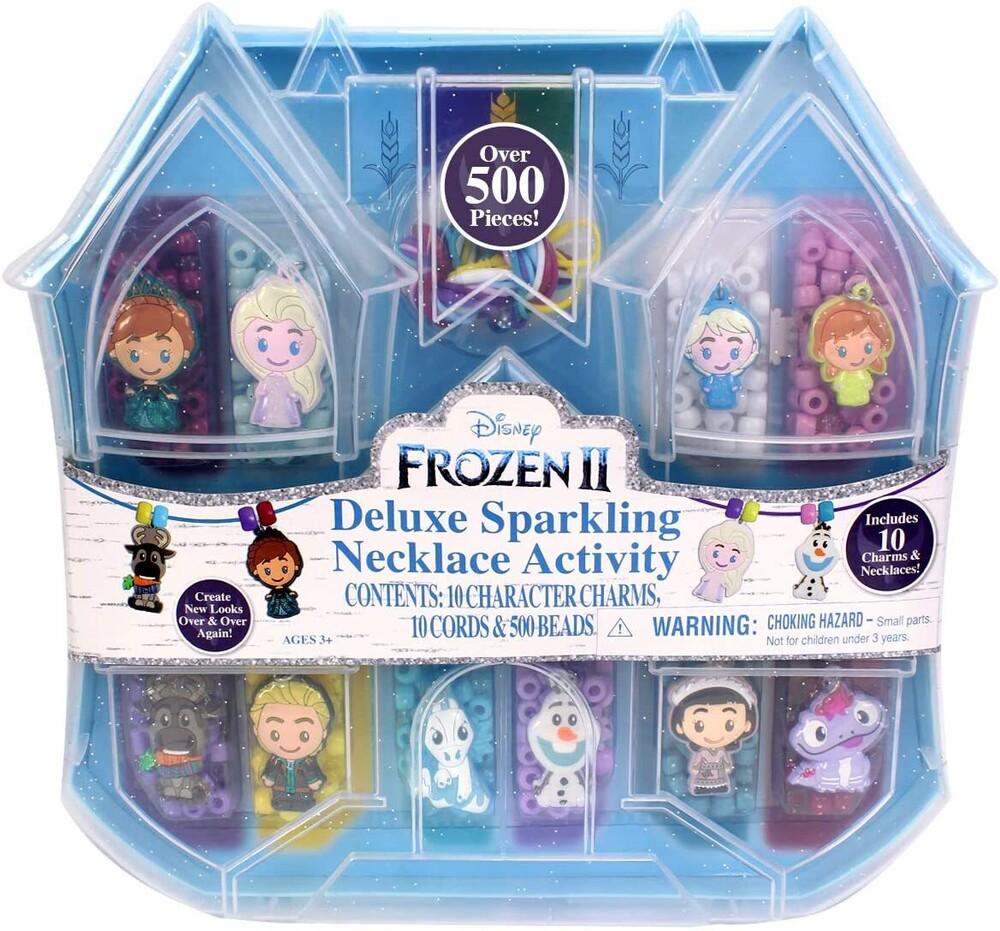 - Tara Toys - Frozen 2 Deluxe Sparkling Necklace Activity (Disney)