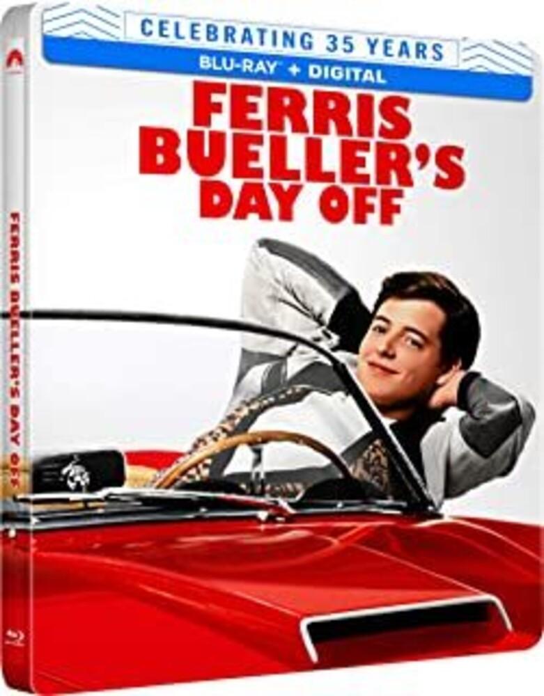 - Ferris Bueller's Day Off / (Stbk Aniv Ac3 Digc Ws)