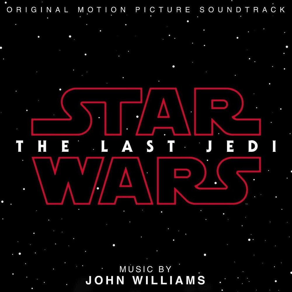 - Star Wars: The Last Jedi (Original Soundtrack)