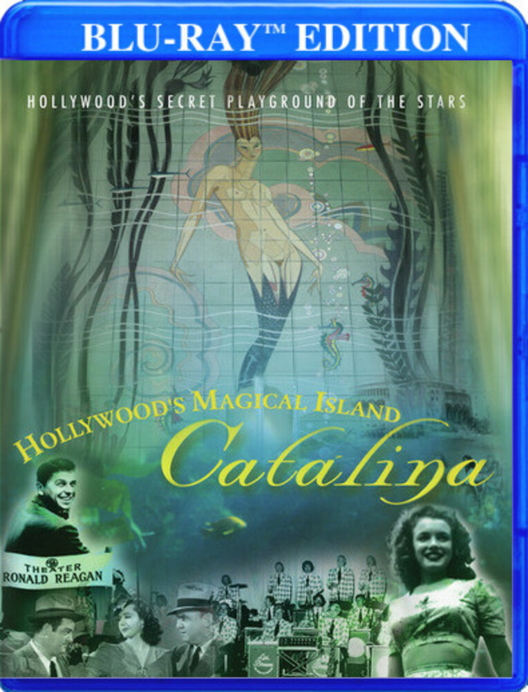 - Hollywood's Magical Island - Catalina / (Mod)