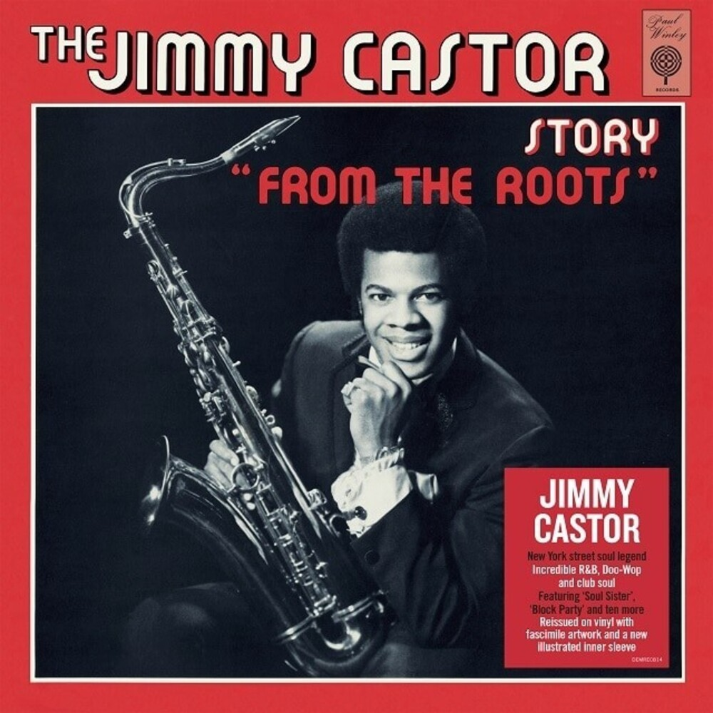 Jimmy Castor - From The Roots (Blk) (Ofgv) (Uk)