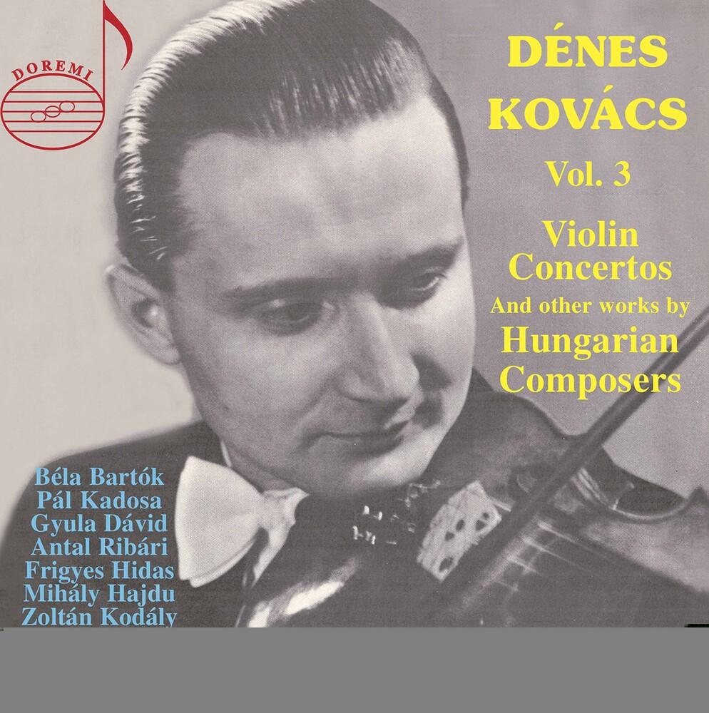 Denes Kovacs 3 / Various (4pk) - Denes Kovacs 3 / Various (4pk)