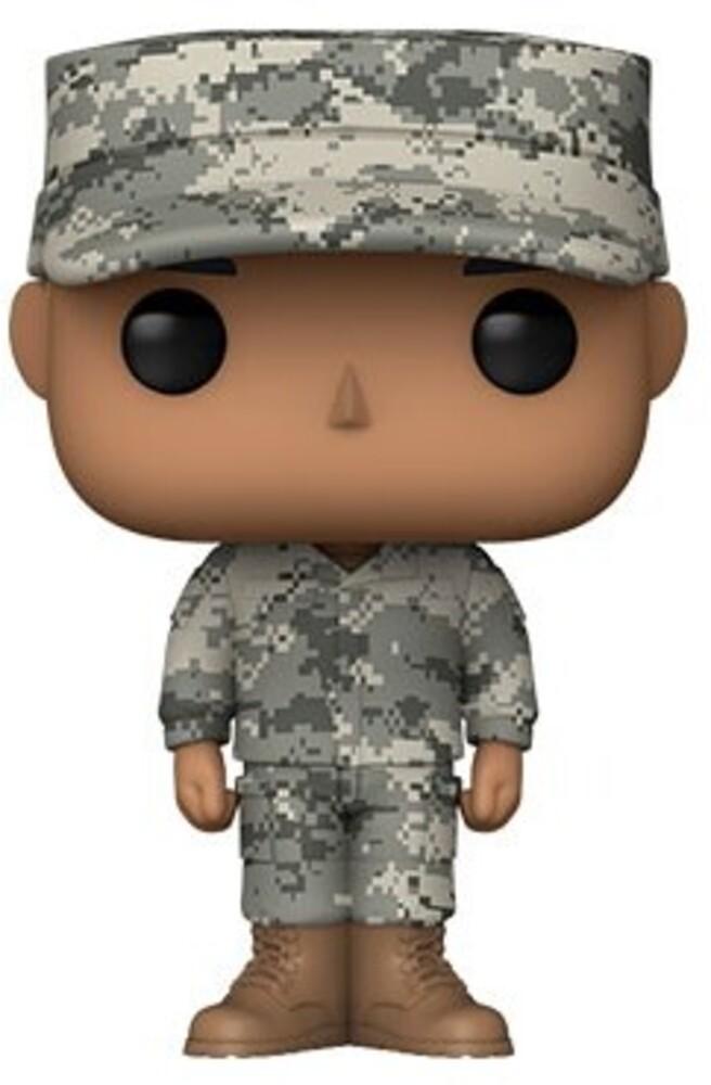 Funko Pop! Millitary: - Army Male - H (Vfig)