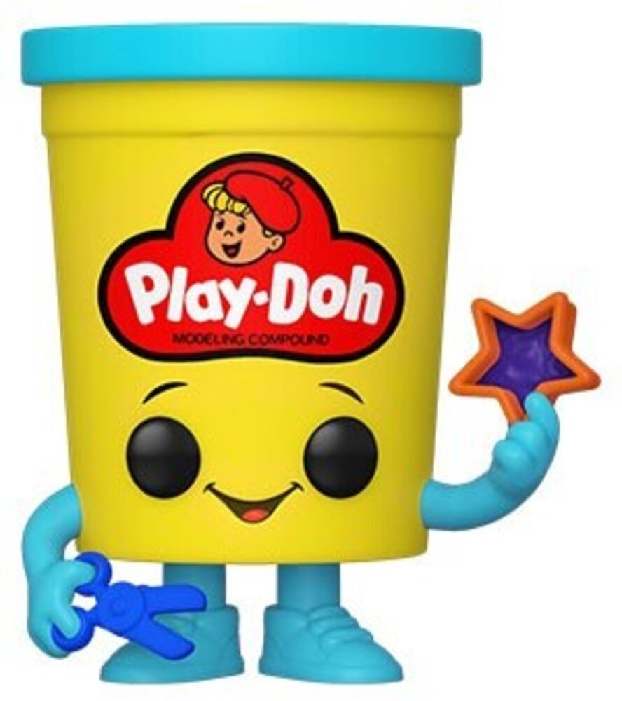 Funko Pop! Vinyl: - Play-Doh- Play-Doh Container (Vfig)