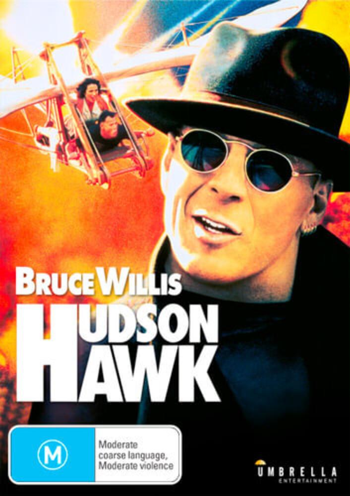 Danny Aiello - Hudson Hawk [NTSC/0]