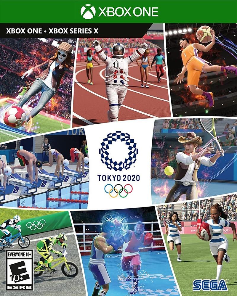 - Xb1/Xbx Tokyo 2020 Olympic Games