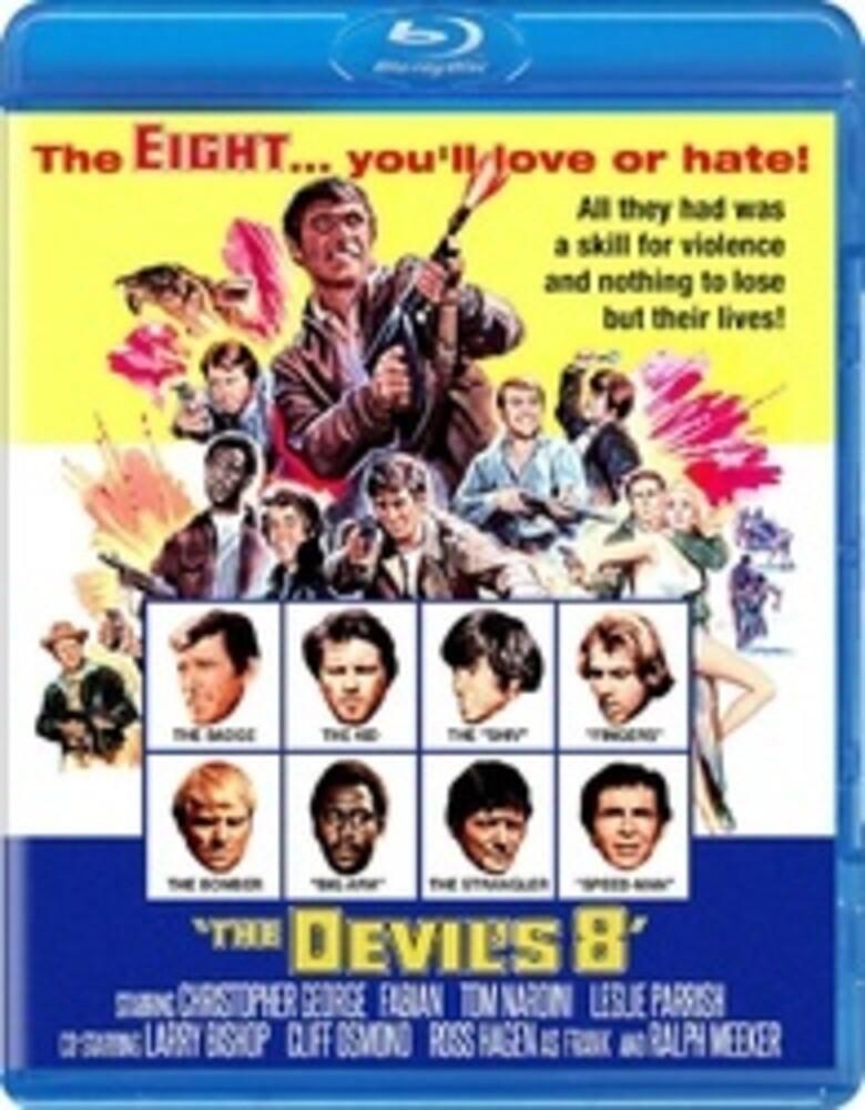 Devil's 8 (1969) - Devil's 8 (1969)