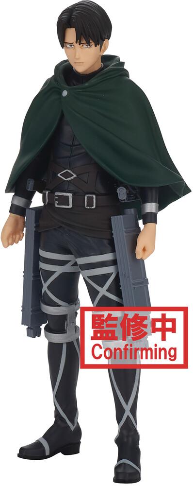 - Attack On Titan The Final Season Levi Figure (Fig)