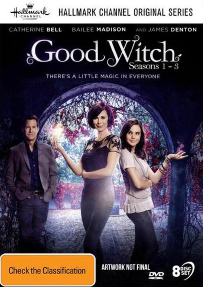 Good Witch: Seasons 1-3 - Good Witch: Seasons 1-3 (8pc) / (Aus Ntr0)