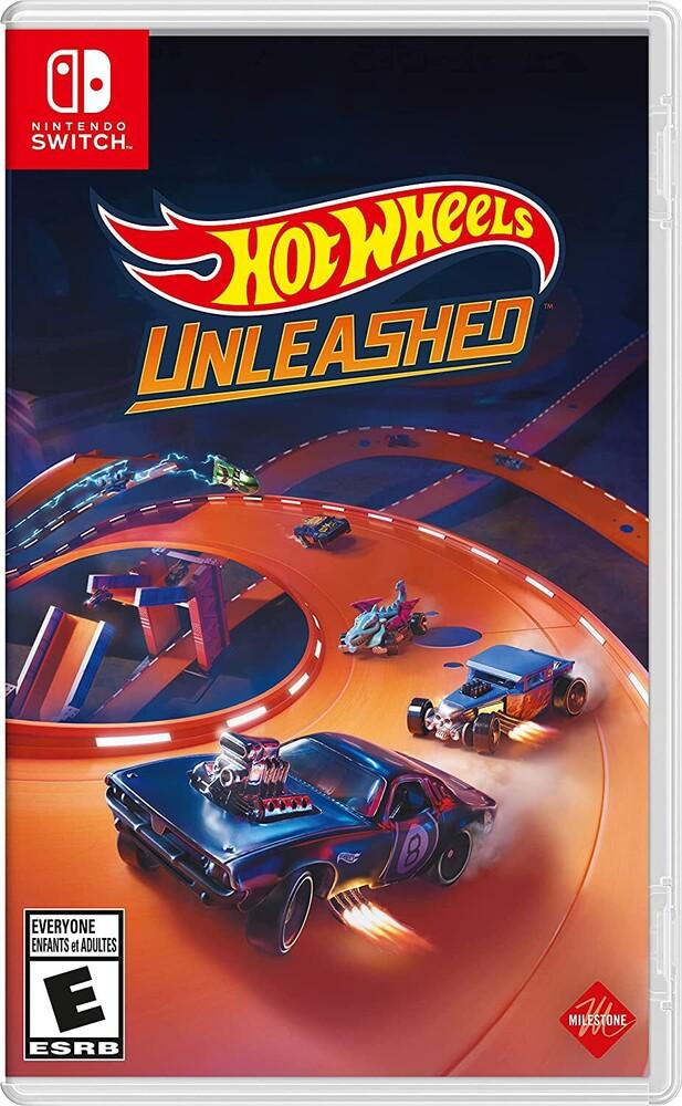 Swi Hot Wheels Unleashed - Swi Hot Wheels Unleashed