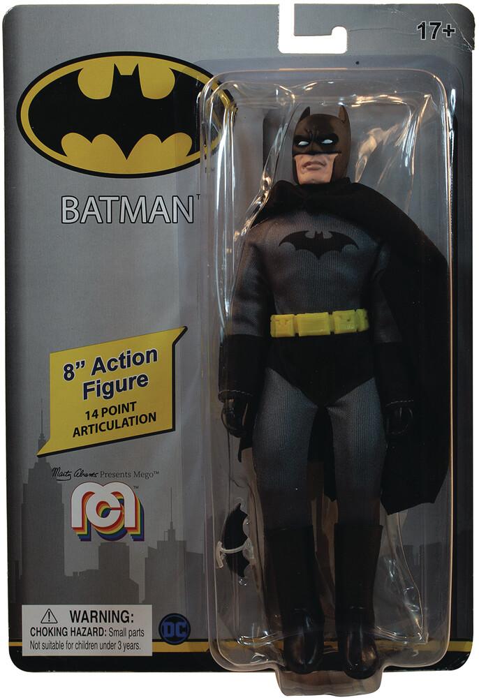 - Mego Dc Comics Batman 8in Af (Afig) (Clcb)