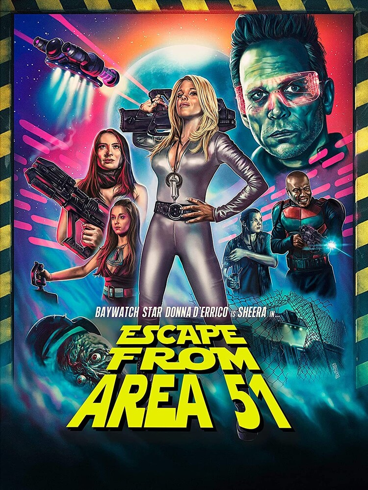 Escape From Area 51 - Escape From Area 51