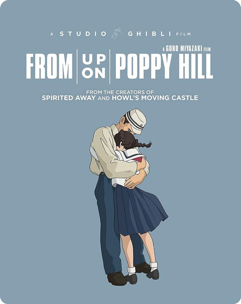 From Up on Poppy Hill - From Up On Poppy Hill (2pc) / (Ltd Stbk 2pk)