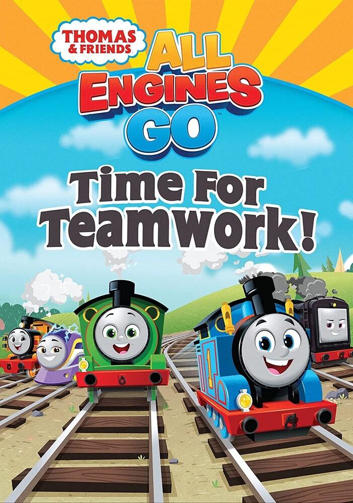 Thomas & Friends: All Engines Go - Thomas & Friends: All Engines Go
