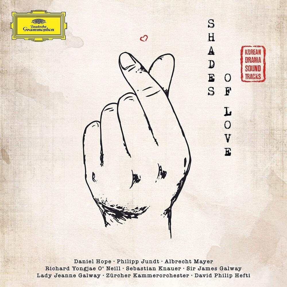 Philipp Jundt - Shades Of Love / Various