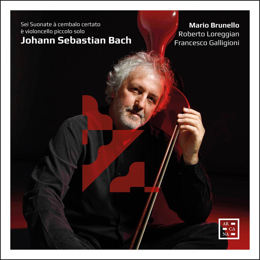 J Bach .S. / Brunello / Galligioni - Sei Suonate A Cembalo Certato (2pk)
