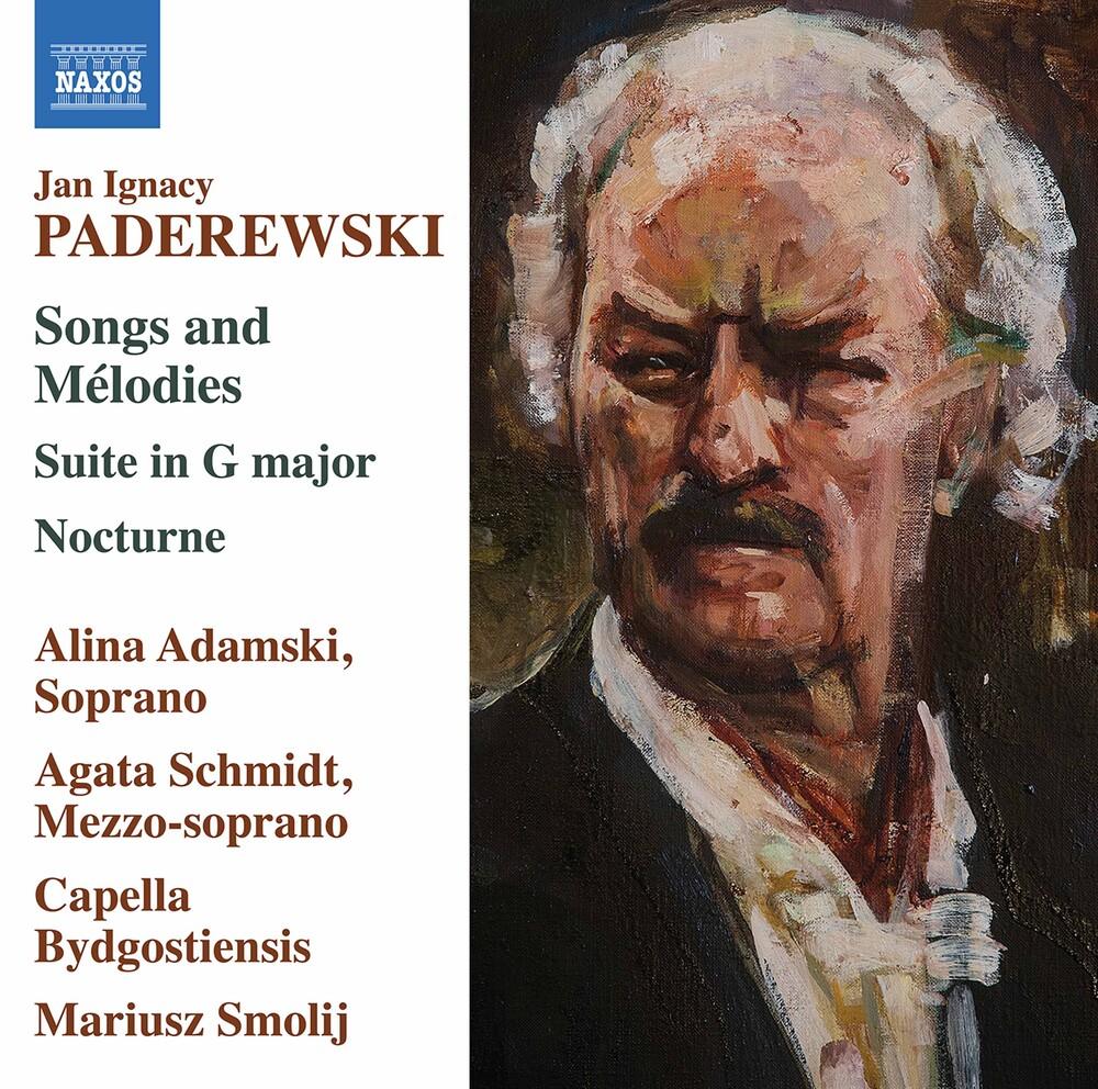 Paderewski / Adamski / Smolij - Works