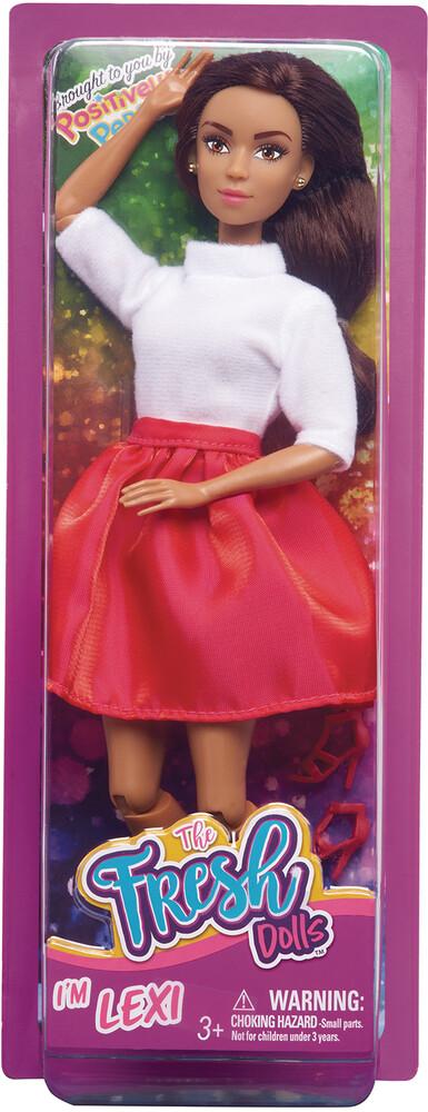 World of Epi - Fresh Dolls Lexi Doll (Net)