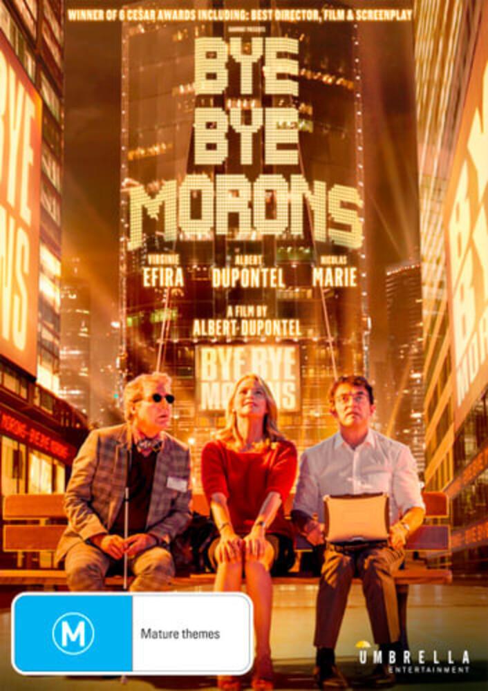 Bye Bye Morons - Bye Bye Morons [NTSC/0]
