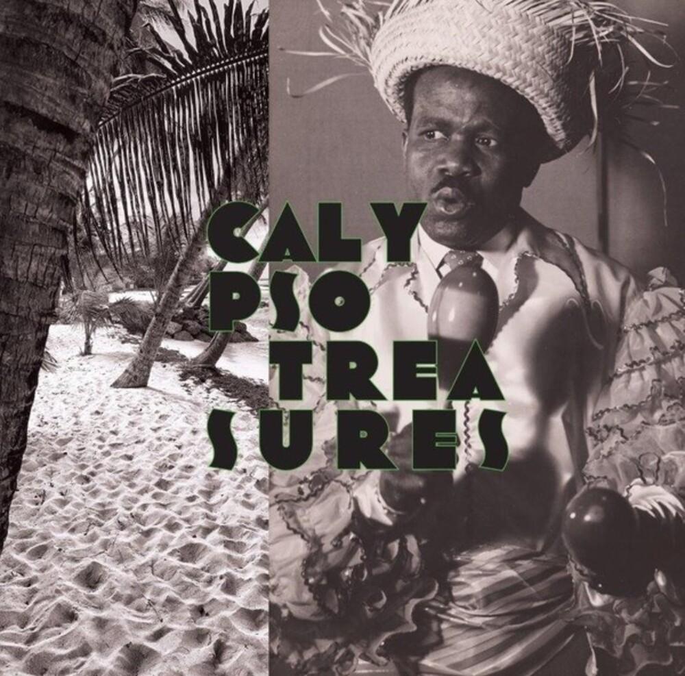 Various Artists - Calypso Treasures (Various Artists)