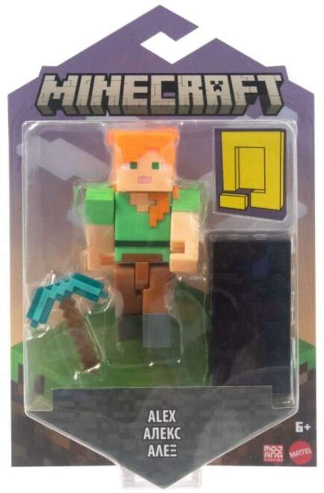 Minecraft - Minecraft Alex (Afig)