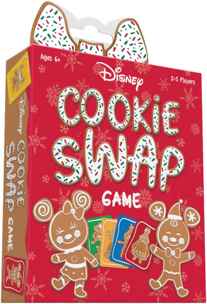 Funko Signature Games: - Disney Cookie Swap Card Game (Crdg) (Vfig)