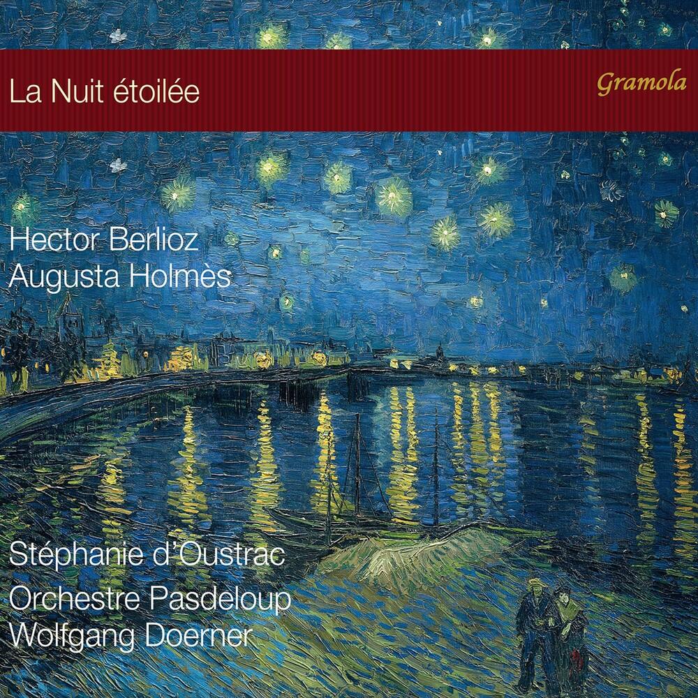 Berlioz / D'oustrac / Doerner - Nuit Etoilee