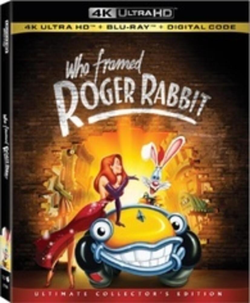 - Who Framed Roger Rabbit