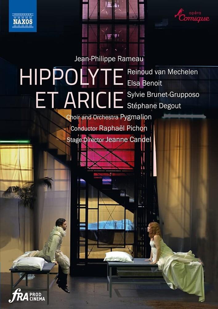 Rameau / Choir & Orchestra Pygmalion / Pichon - Hippolyte Et Aricie