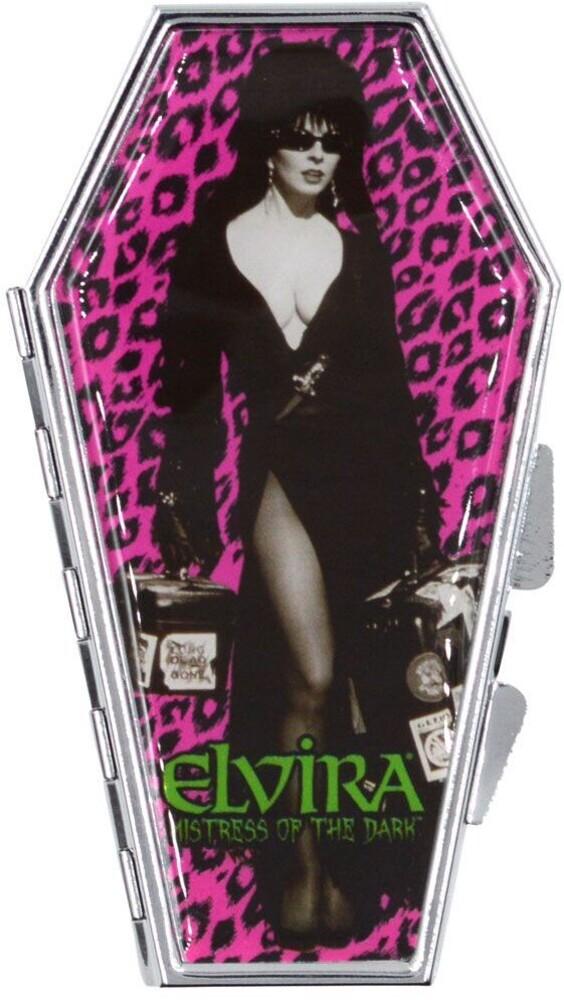 Elvira Leo Luggage Coffin Compact - Elvira Leo Luggage Coffin Compact (Clcb)