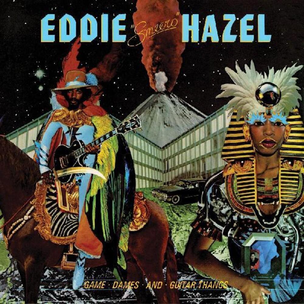 Eddie Hazel - Game, Dames And Guitar Thangs