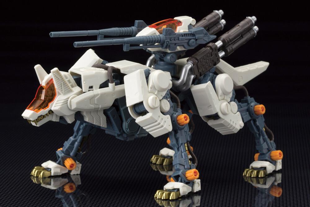 Zoids - Rhi-3 Command Wolf Repackage Version - Zoids - Rhi-3 Command Wolf Repackage Version (Fig)