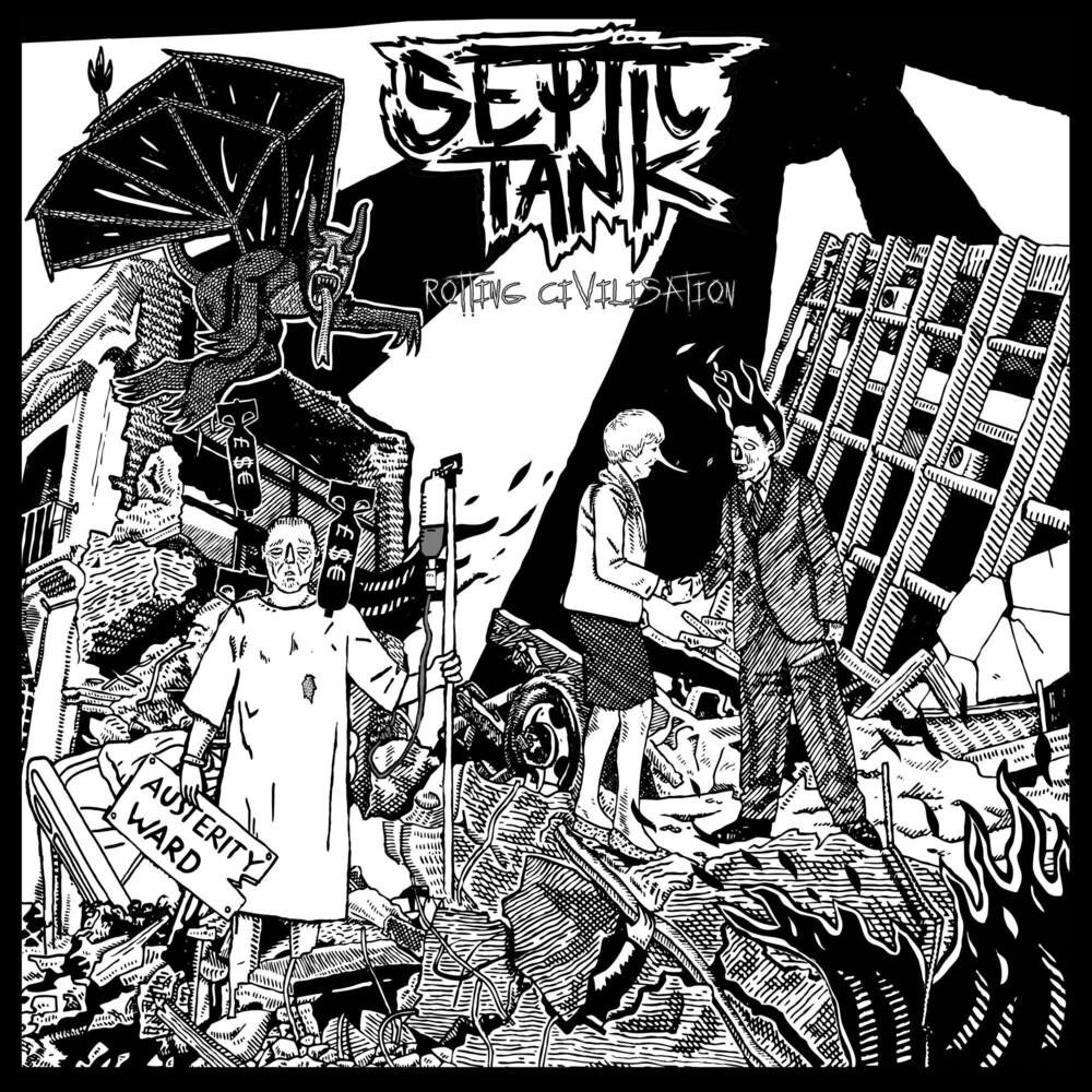Septic Tank - Rotting Civilisation [LP]