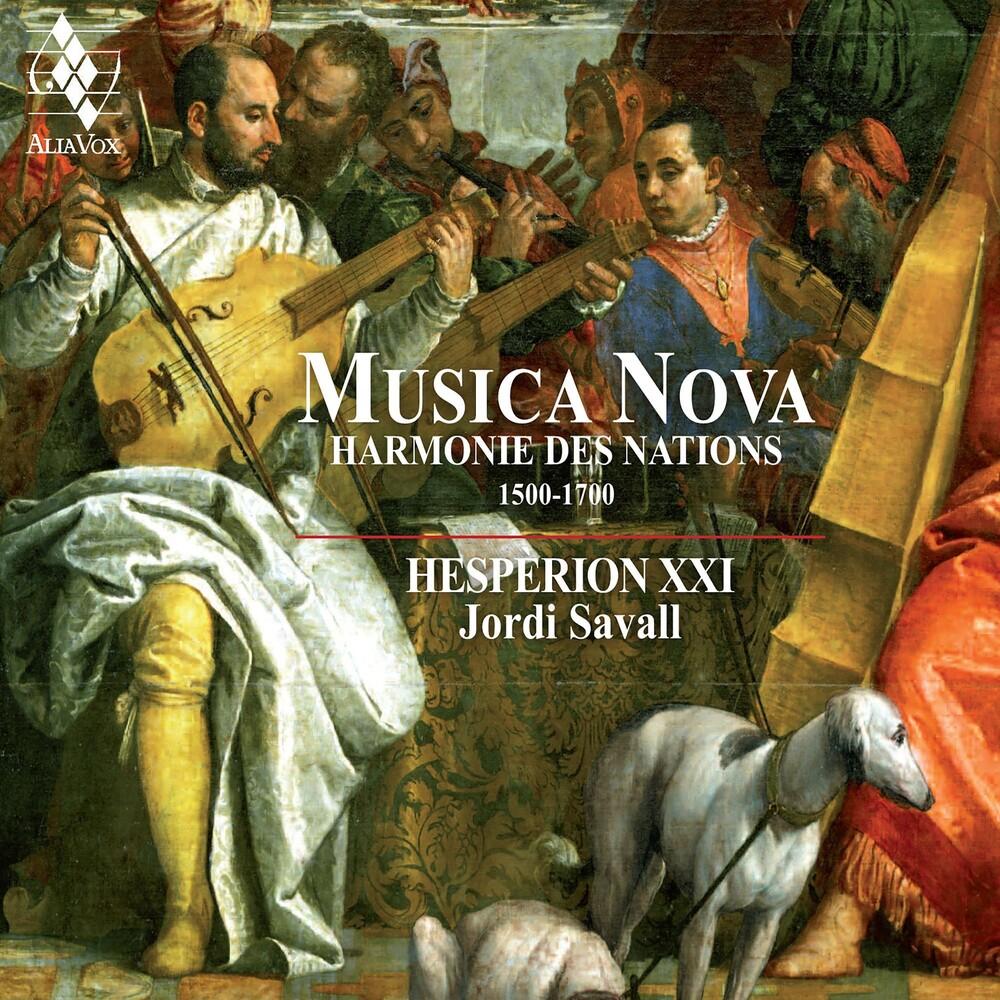Jordi Savall - Musica Nova Harmony Des Nations 15