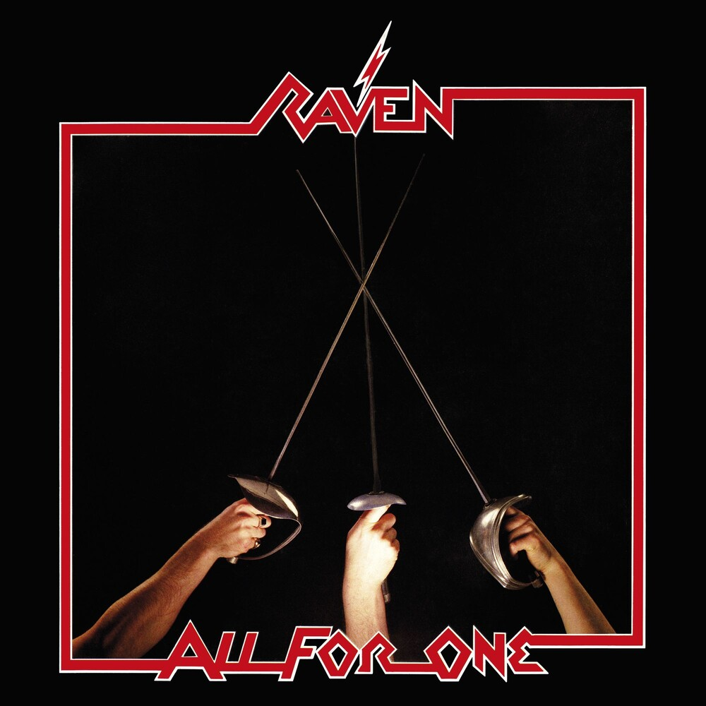 Raven - All For One [LP]
