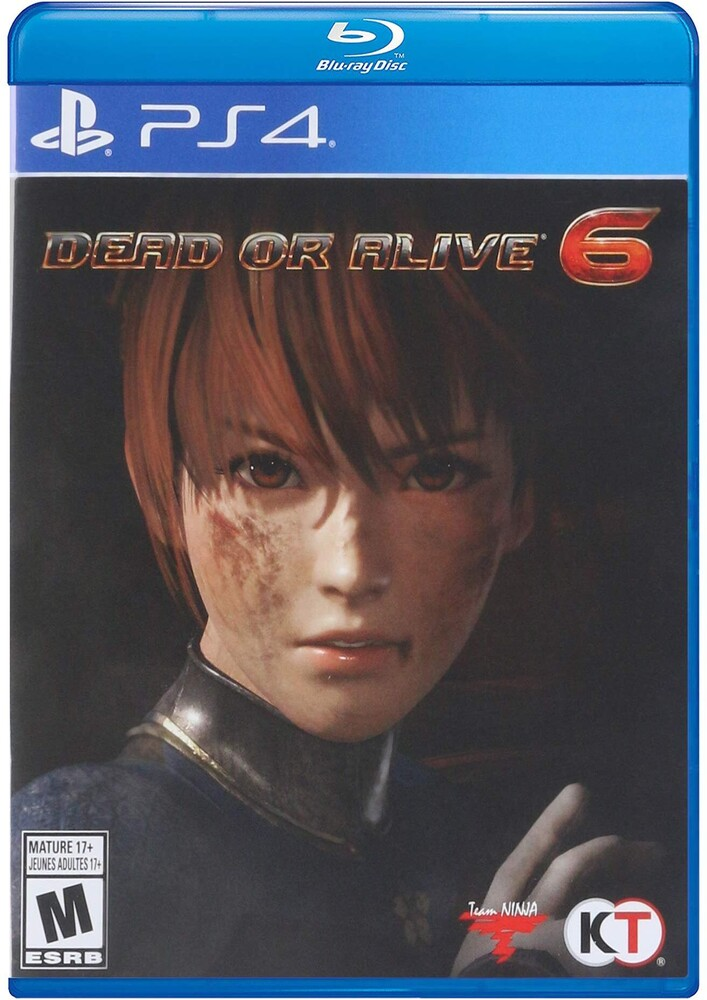 Ps4 Dead or Alive 6 - Dead Or Alive 6