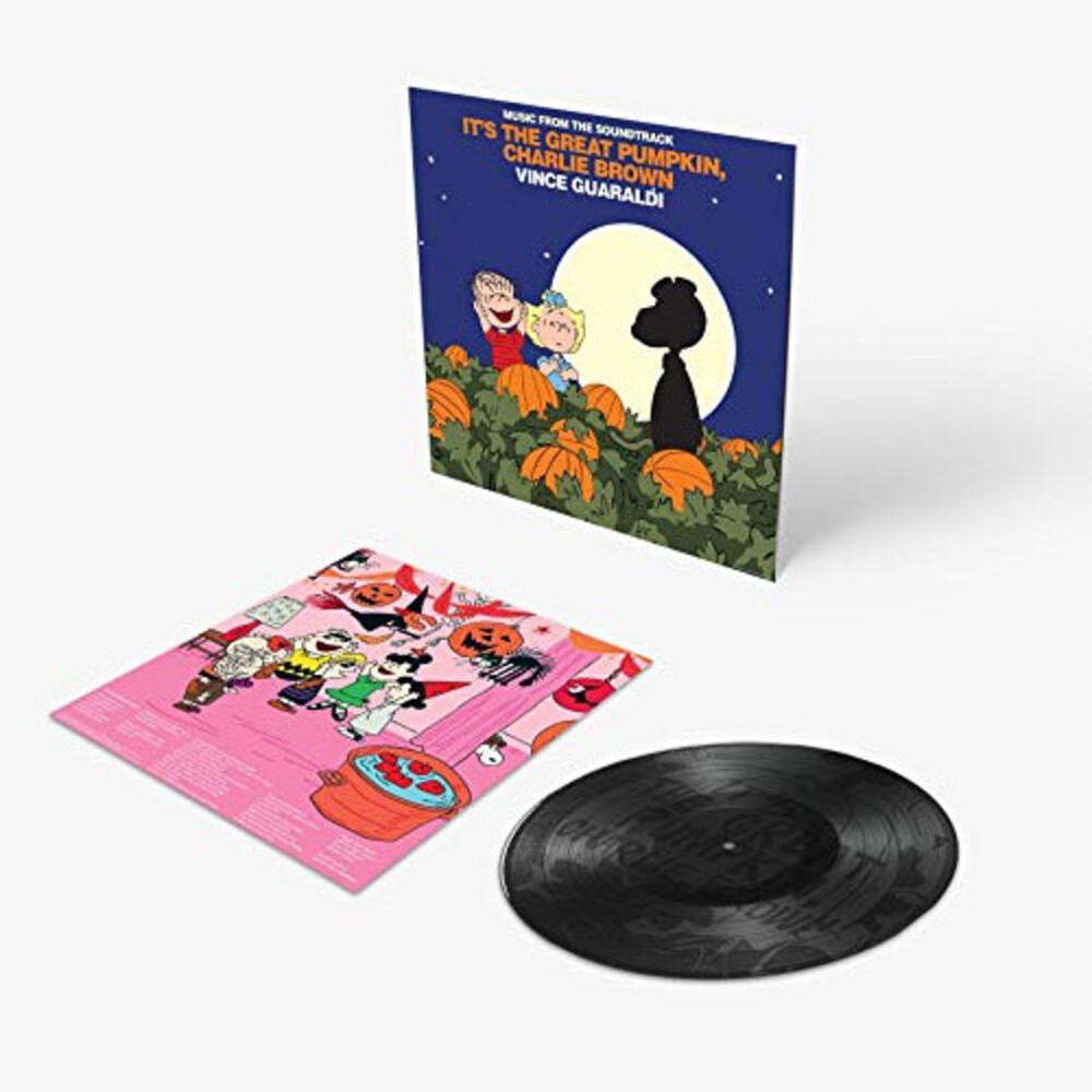 Vince Guaraldi - It's The Great Pumpkin Charlie Brown [LP]