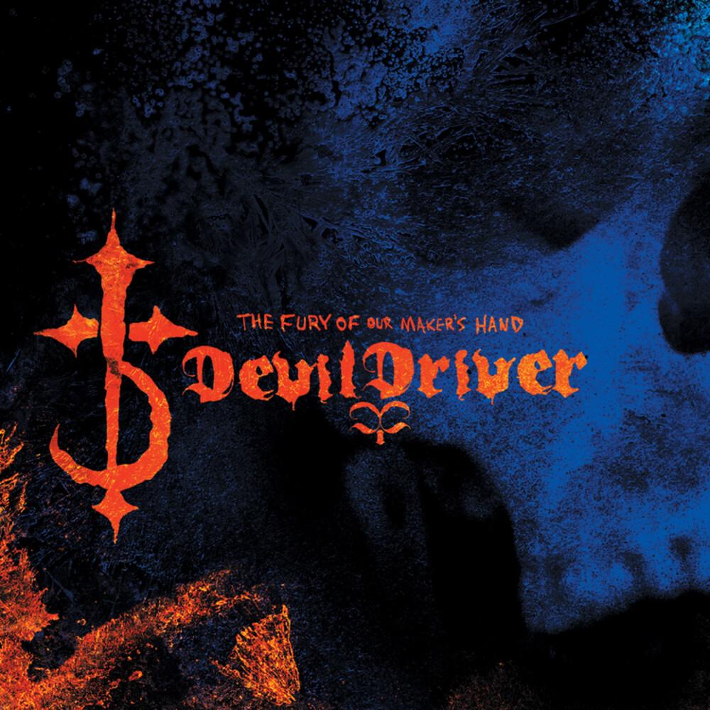 DevilDriver - The Fury Of Our Maker's Hand (Blue & Orange Splatter) (rocktober 2018 Exclusive)
