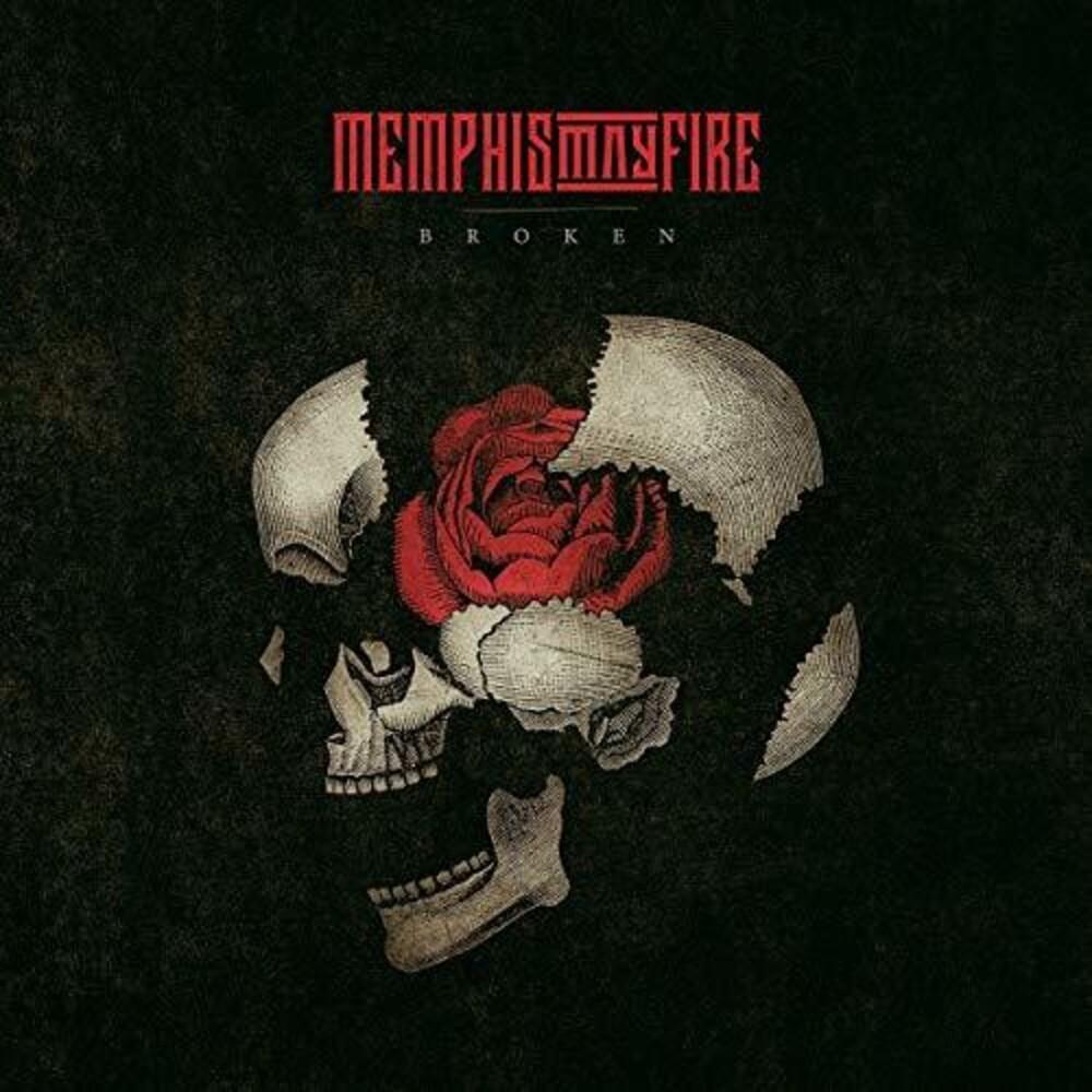 Memphis May Fire - Broken [LP]