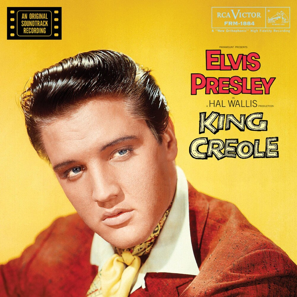 Elvis Presley - King Creole [Translucent Red Audiophile Limited Anniversary Edition]