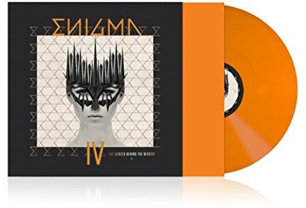 Enigma - The Screen Behind The Mirror [Transparent Orange LP]