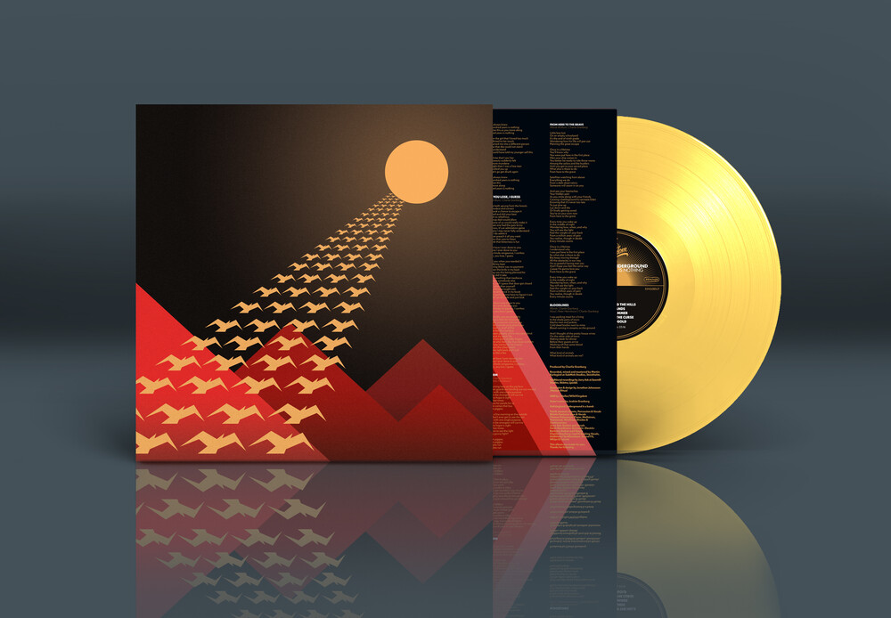 Hellsingland Underground - A Hundred Years Is Nothing [Yellow LP]