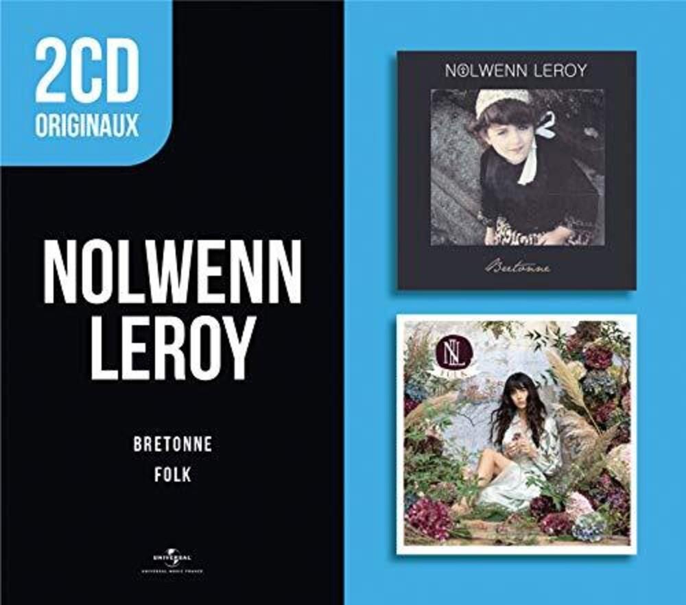 Leroy Nolwenn - 2 Cd Originaux: Bretonne / Folk (Fra)